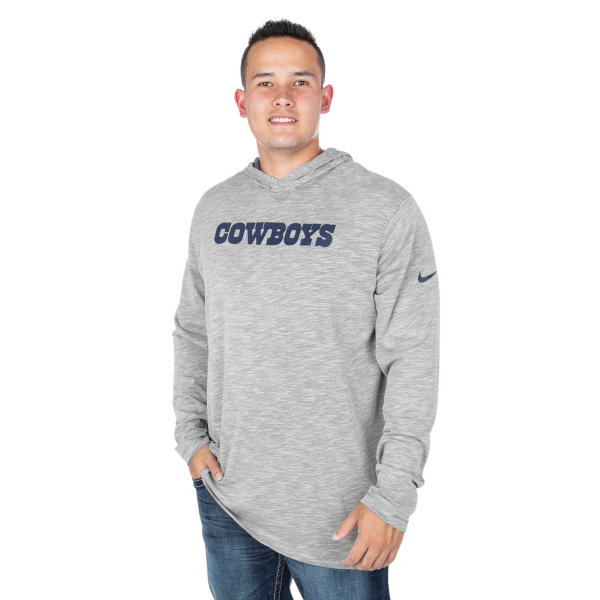 Dallas Cowboys Nike Long Sleeve Hoodie Tee