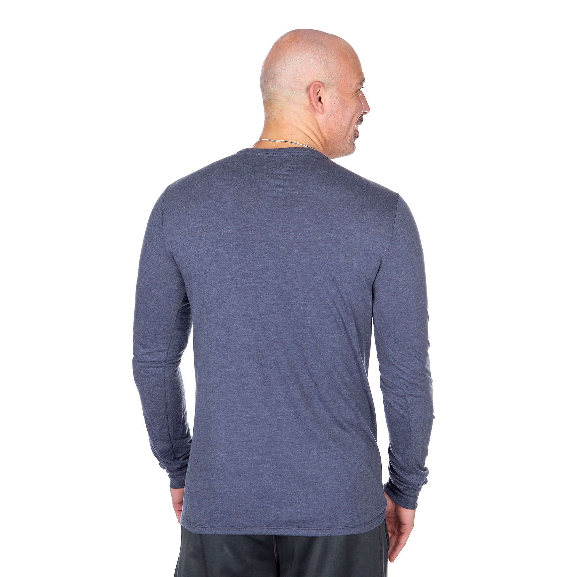 Dallas Cowboys Nike Tri Vault Long Sleeve Tee ... 2eefd849c