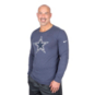 Dallas Cowboys Nike Tri Vault Long Sleeve Tee