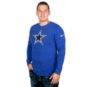 Dallas Cowboys Nike Tri Vault Long Sleeve Tee
