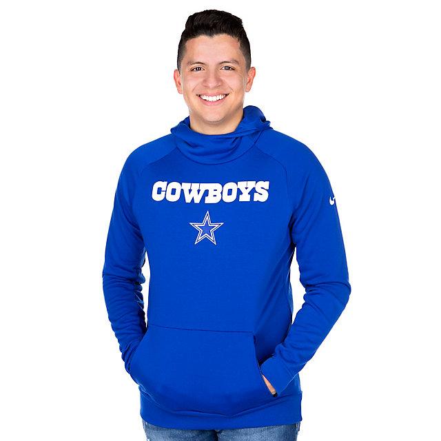 Dallas Cowboys Nike Dry Hoody