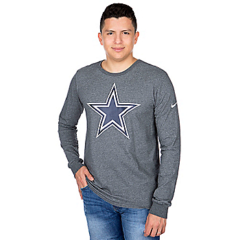 Dallas Cowboys Nike Dri-FIT Cotton Logo Tee a3949f6bc36