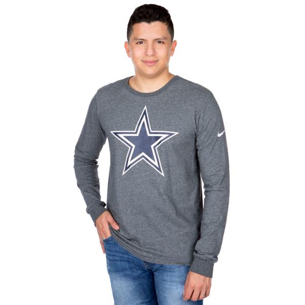 Dallas Cowboys Nike Dri-FIT Cotton Logo Tee
