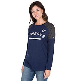 Dallas Cowboys Nike Tailgate Long Sleeve Top