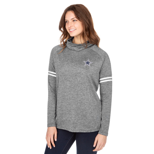 Dallas Cowboys Nike Womens Funnel Top