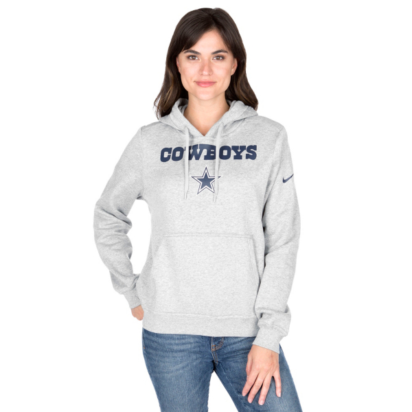 Dallas Cowboys Nike Club Pullover Hoody