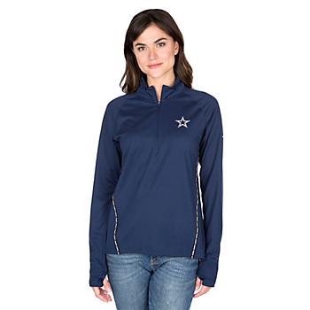 Dallas Cowboys Nike Core Half Zip Top