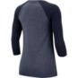 Dallas Cowboys Womens Tri Wordmark Raglan T-Shirt