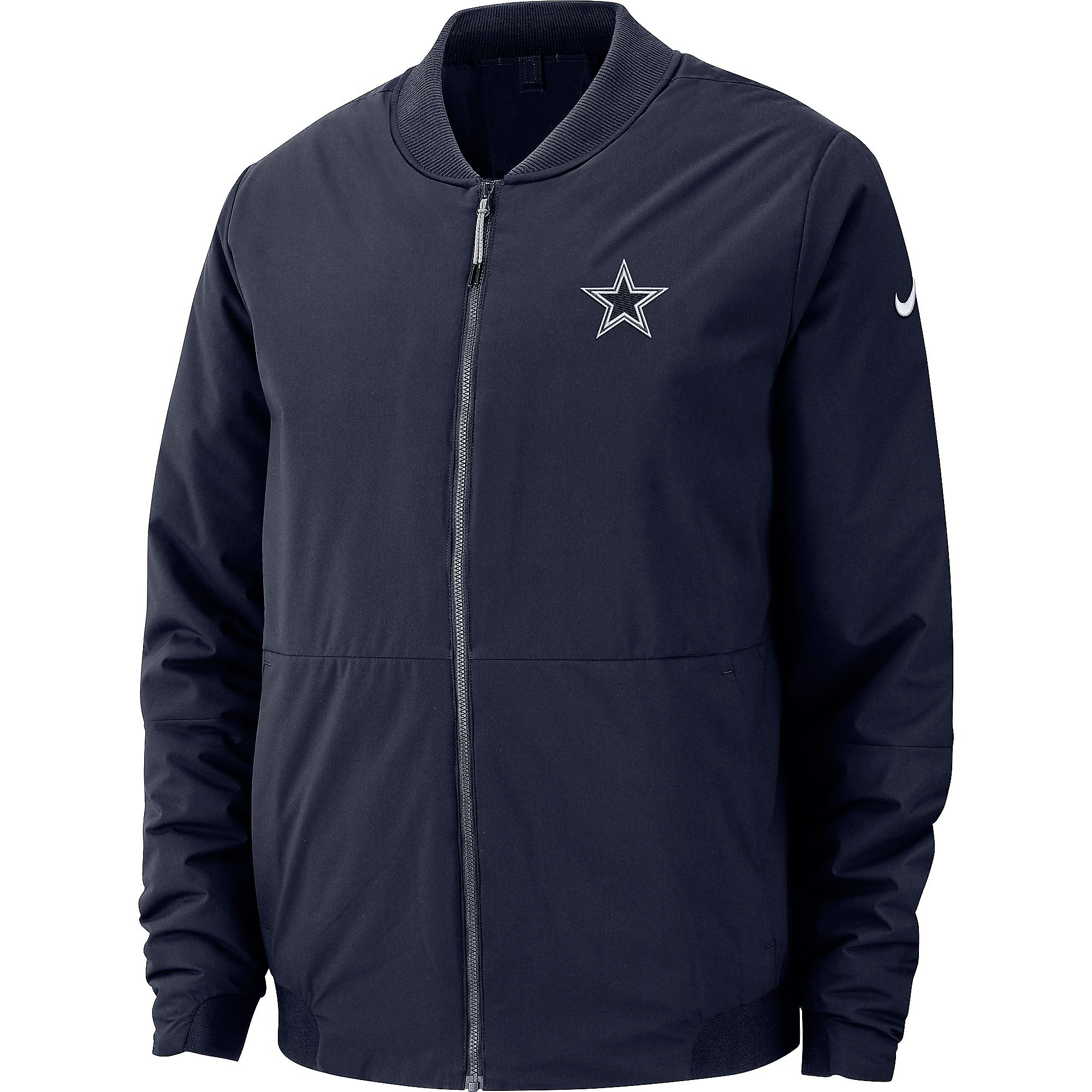 Dallas Cowboys Nike Bomber Jacket