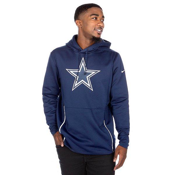 Dallas Cowboys Nike Sideline Player Fleece Hoodie
