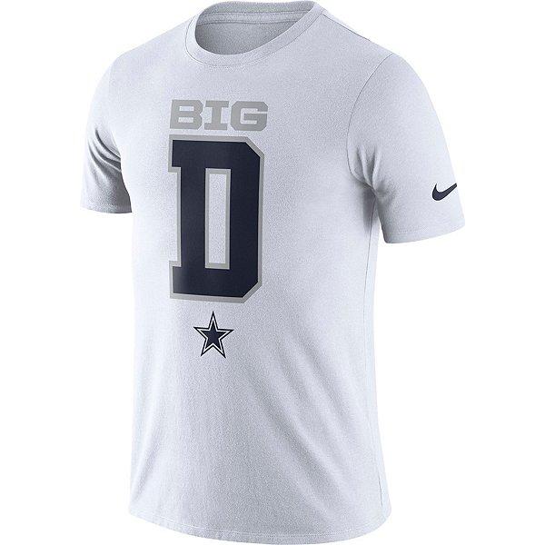 Dallas Cowboys Nike Local Dri-FIT Cotton Tee
