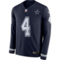 Dallas Cowboys Dak Prescott #4 Nike Therma Jersey