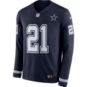 Dallas Cowboys Ezekiel Elliott #21 Nike Therma Jersey