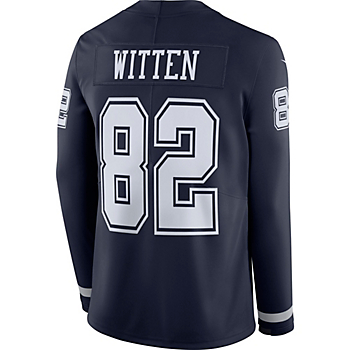 Dallas Cowboys Jason Witten #82 Nike Therma Jersey