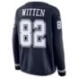 Dallas Cowboys Womens Jason Witten #82 Nike Therma Jersey