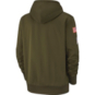 Dallas Cowboys Nike Salute to Service Therma Hoody