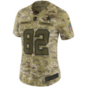 Dallas Cowboys Womens Jason Witten #82 Nike Limited Salute To Service Jersey