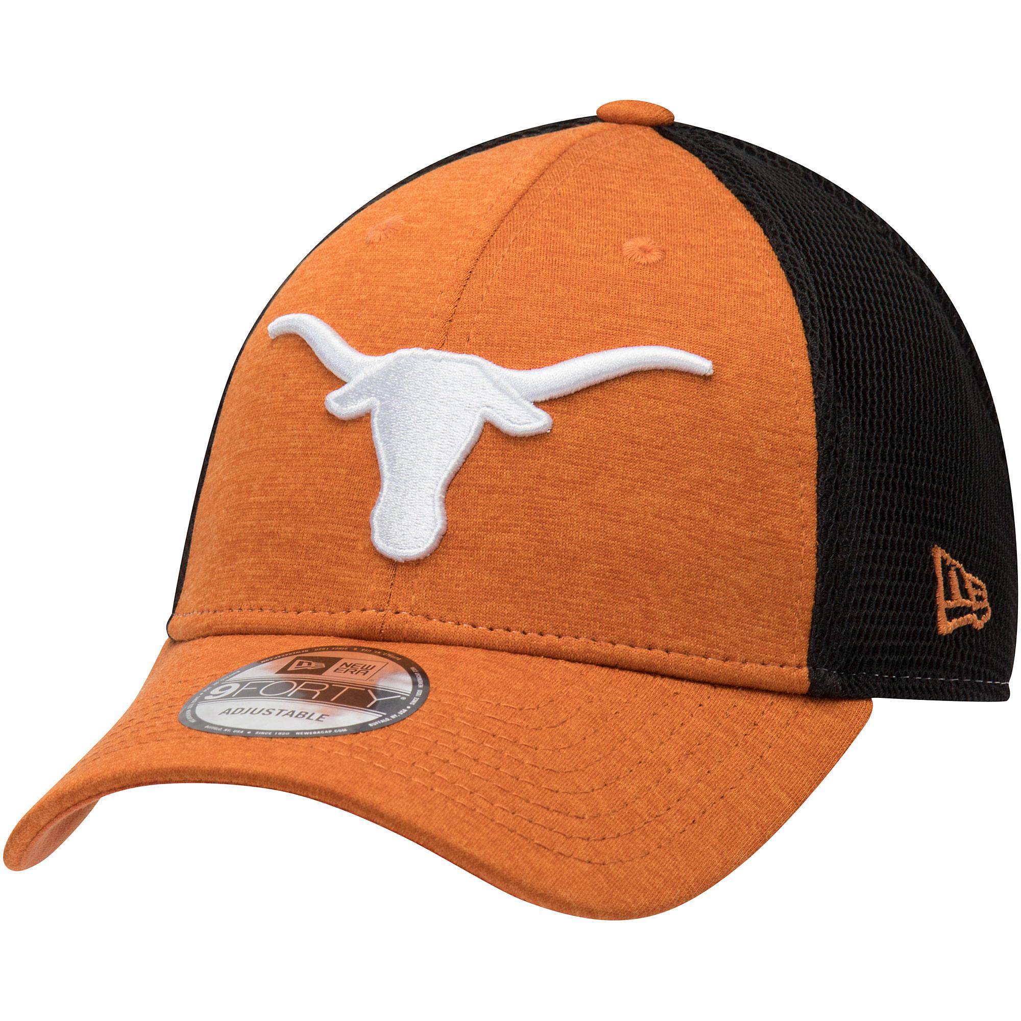 Texas Longhorns New Era Tech Trim 9Forty Cap