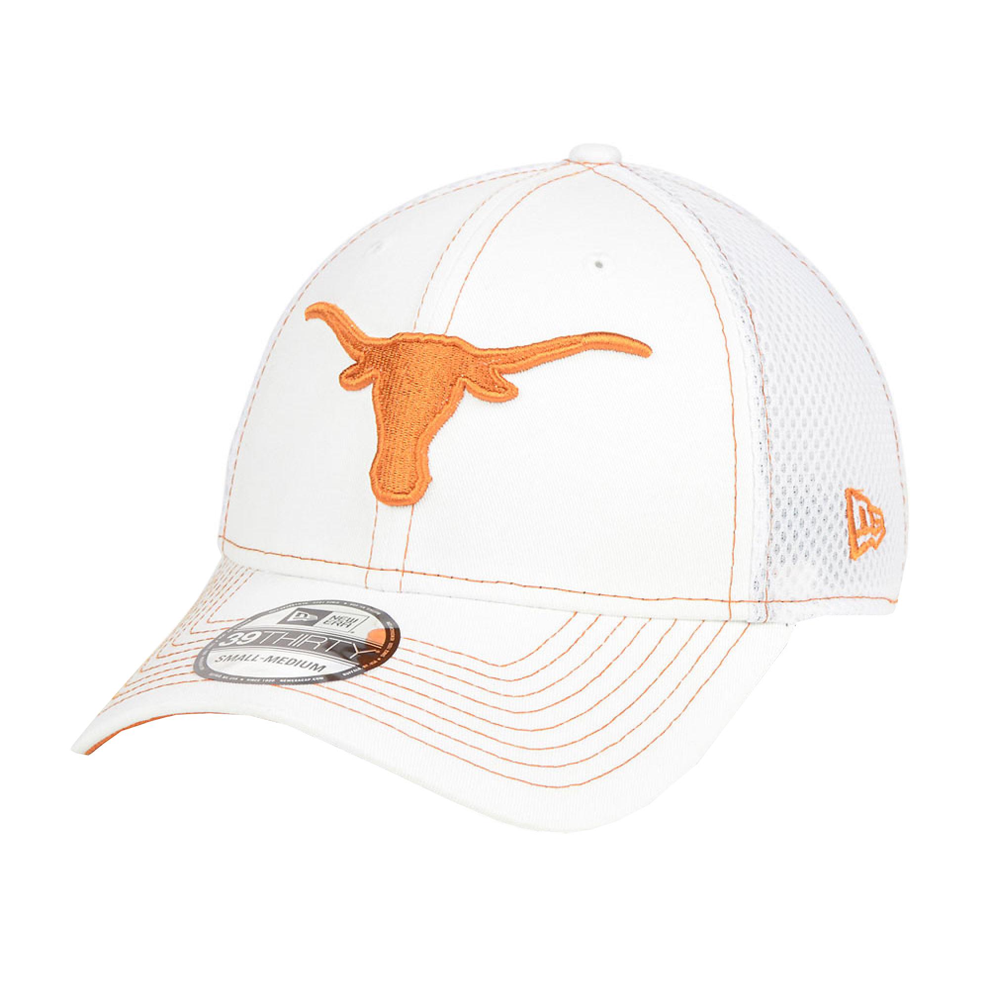 Texas Longhorns New Era Team Turn Neo 39Thirty Cap