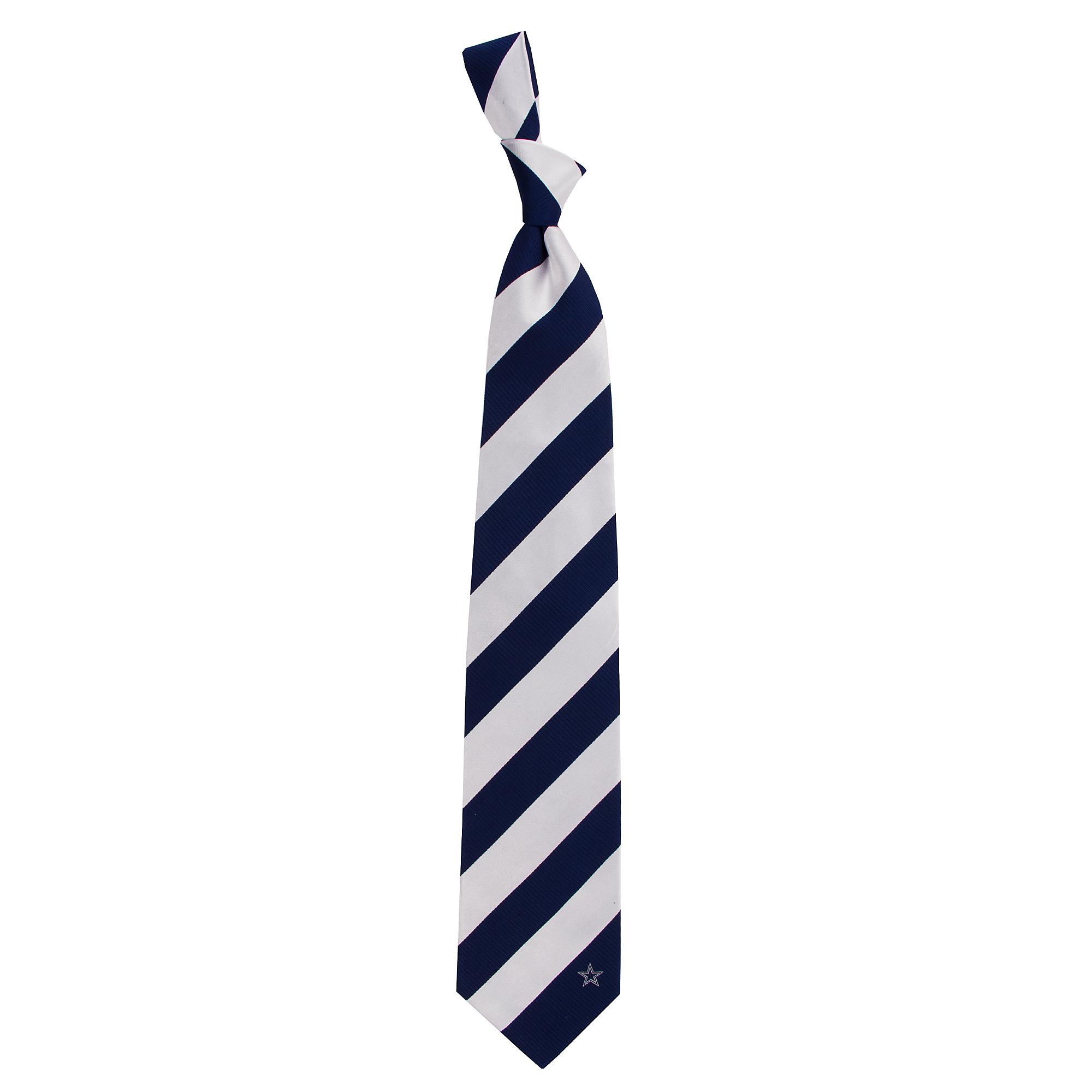 Dallas Cowboys Regiment Tie