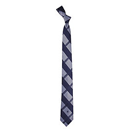 Dallas Cowboys Skinny Plaid Tie