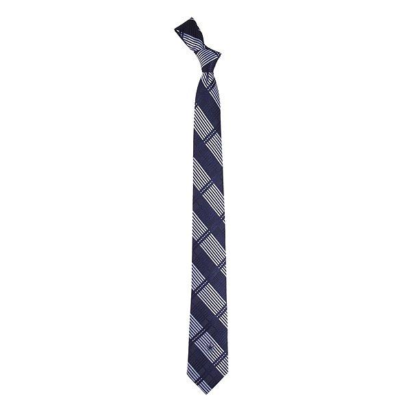 Dallas Cowboys Skinny Plaid Tie