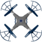 Dallas Cowboys Kick Off Quadcopter