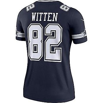 Dallas Cowboys Nike Womens Jason Witten #82 Legend Team Tee