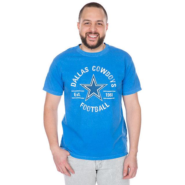 Dallas Cowboys Alta Gracia Unisex Roundabout Tee
