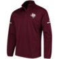Texas A&M Aggies adidas Sideline Quarter-Zip Pullover