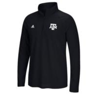 Texas A&M Aggies adidas Sideline Basic Pullover
