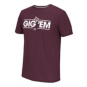 Texas A&M Aggies adidas Dassler Local Tee
