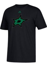 Dallas Stars adidas Shear Speed Tee
