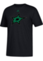 Dallas Stars adidas Shear Speed Tee