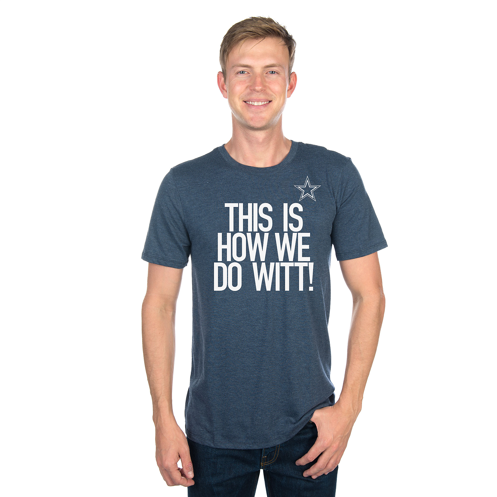 Dallas Cowboys This Is How We Do Witt Tee