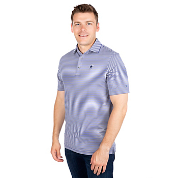 Dallas Cowboys Vineyard Vines Kennedy Stripe Polo