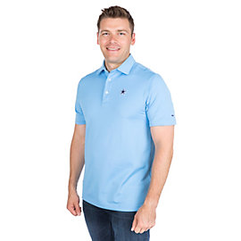 Dallas Cowboys Vineyard Vines Tempo Solid Pique Polo