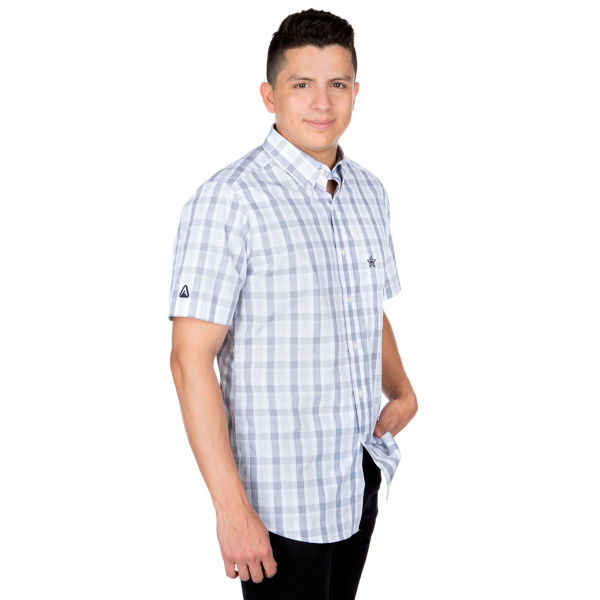 Dallas Cowboys Antigua Crew Button Down Shirt