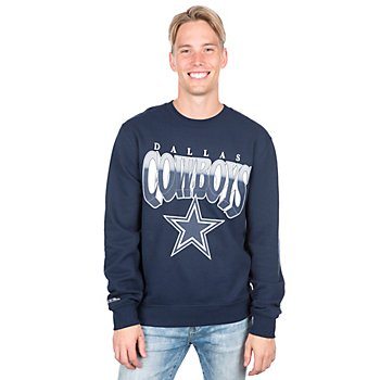 Dallas Cowboys Mitchell & Ness Rushing Line Crew