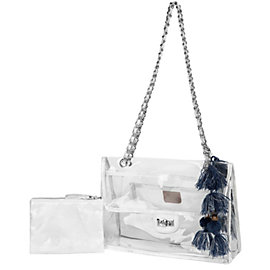 Dallas Cowboys Stadium Clear Handbag
