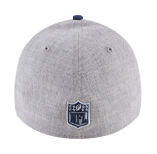Dallas Cowboys New Era 2018 Draft Mens 39Thirty Cap