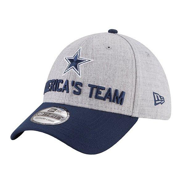 Dallas Cowboys New Era 2018 Draft Mens 39Thirty Hat