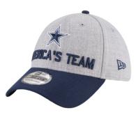 Dallas Cowboys New Era 2018 Draft Jr 39Thirty Cap