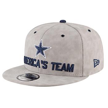 Dallas Cowboys New Era 2018 Draft Mens Premium 9Fifty Cap