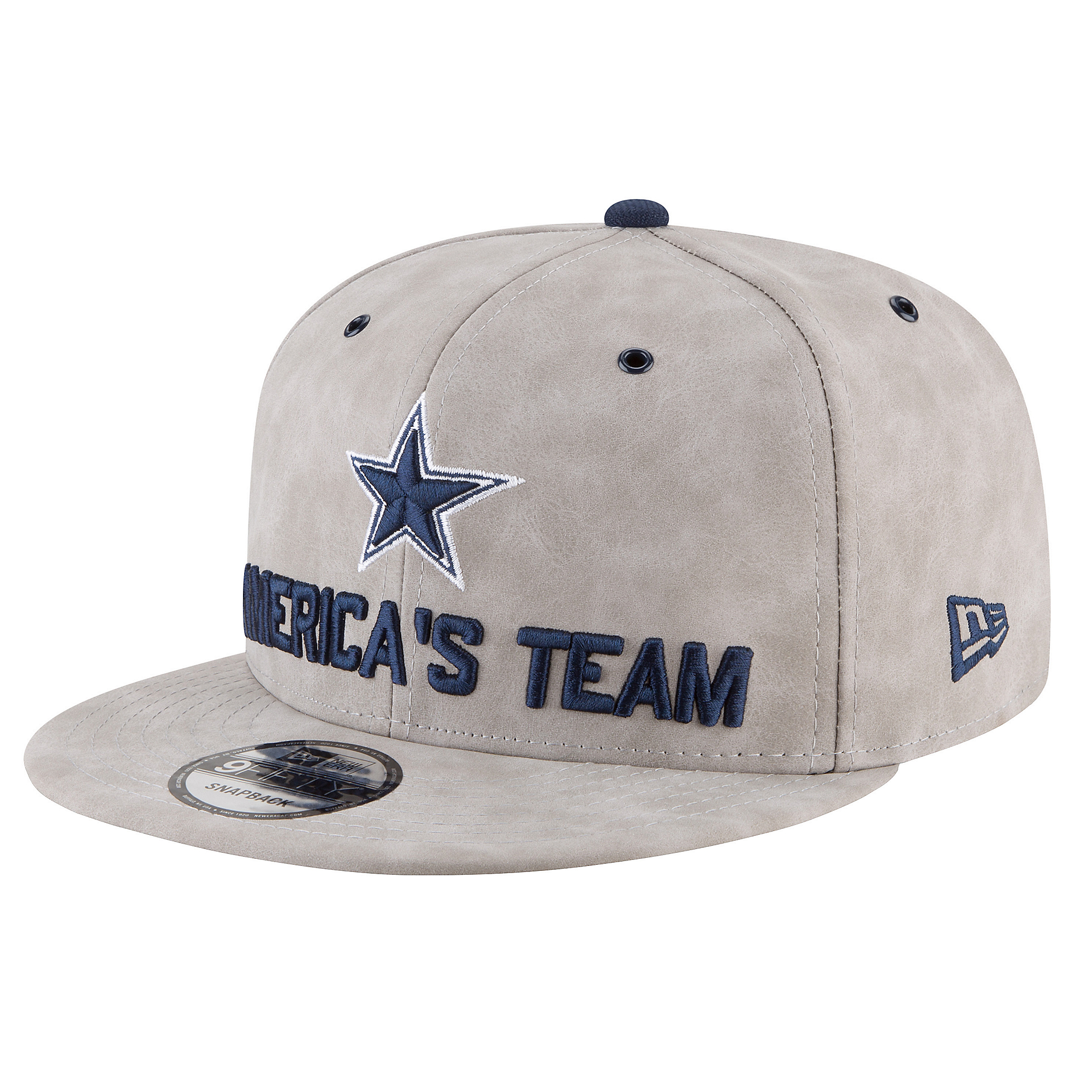 Dallas Cowboys New Era 2018 Draft Mens Premium 9Fifty Cap