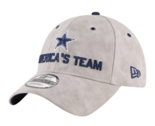 Dallas Cowboys New Era 2018 Draft Mens Premium 9Twenty Cap