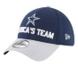 Dallas Cowboys New Era 2018 Draft Mens Fan Gear 39Thirty Cap