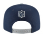 Dallas Cowboys New Era 2018 Draft Youth Fan Gear 9Fifty Cap