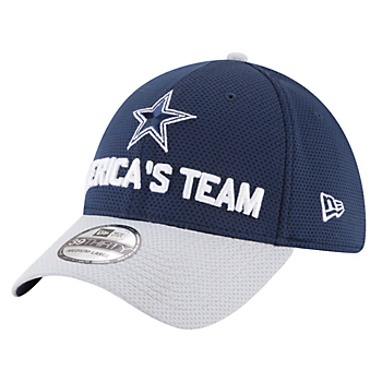 on sale 3d855 6fad8 ... coupon for dallas cowboys new era 2018 draft jr fan gear 39thirty cap  93ab2 785b4