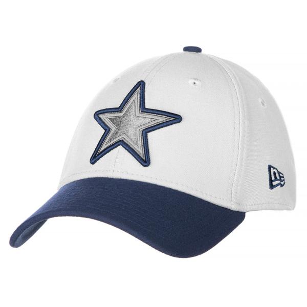Dallas Cowboys New Era Reflective 2Tone 39Thirty Cap